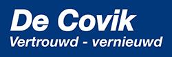 De Covik BV logo blauw
